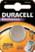 DURACELL SPECIALITY CR2016 2PZ