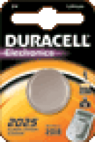DURACELL SPECIALITY CR2025 2PZ