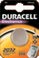 DURACELL SPECIALITY CR2032 2PZ