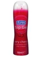 DUREX TOP GEL VERY CHERRY
