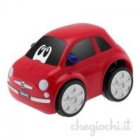 GIO.FIAT 500 ROSSA          2/6Y