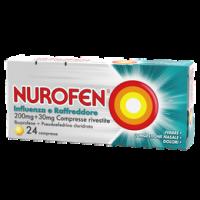 NUROFEN INFLUEN RAFFREDD12CPR