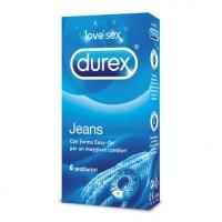 PROFIL.DUREX JEANS  X 6