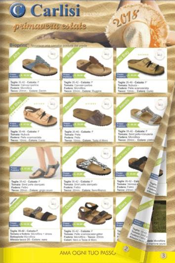 sports shoes 5095b 37a5f Cataloghi Carlisi - Parafarmaceutici